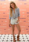 AnnaLynne McCord attends the Lucky Brand And Rolling Stone Live Present Desert Jam in Palm Springs, California