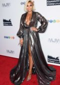 Ashanti attends the New York premiere of 'Stuck' at Crosby Street Hotel in New York City