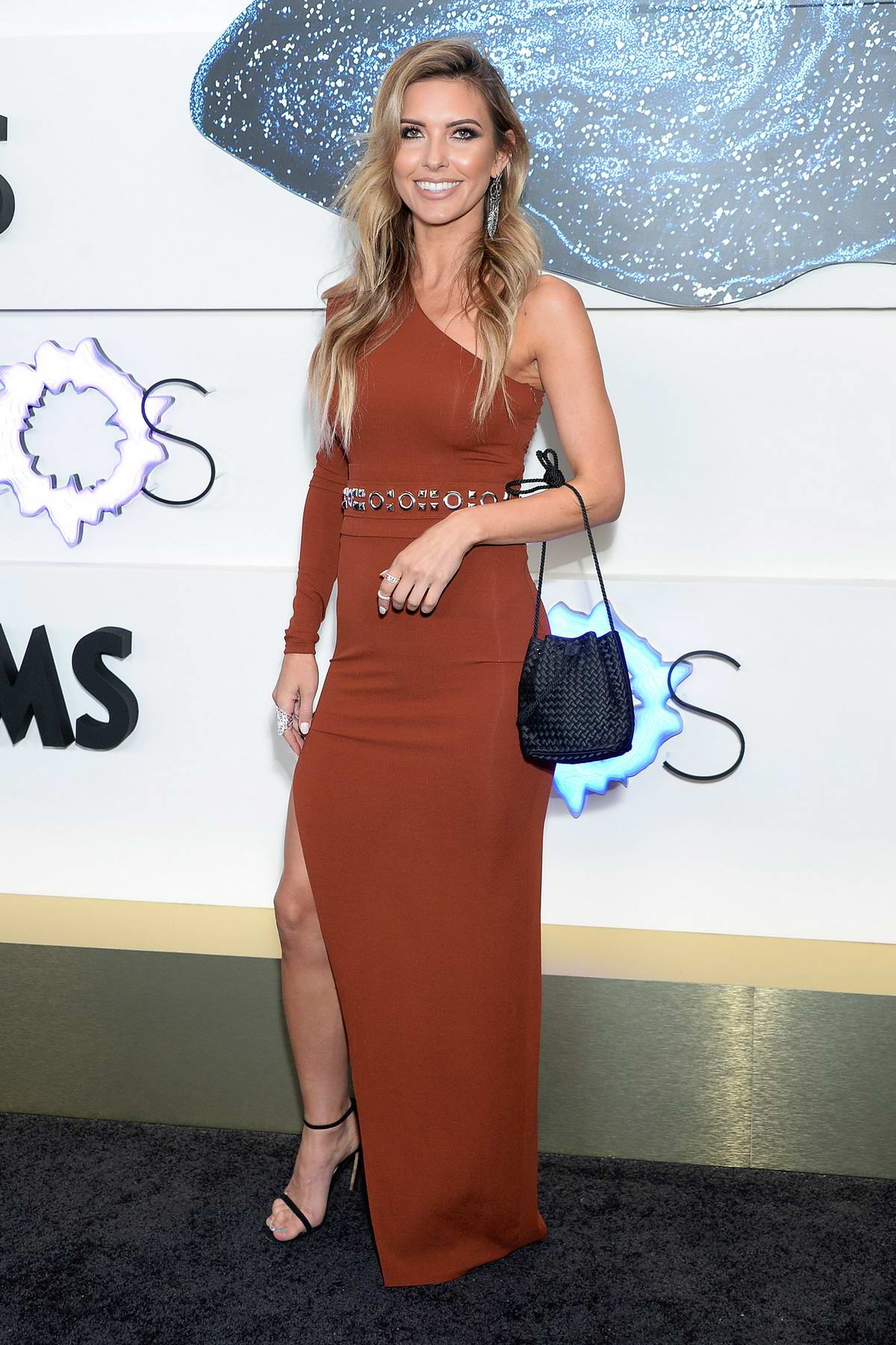 Audrina Patridge attends the KAOS Grand Opening at Palms Casino Resort in Las Vegas, Nevada