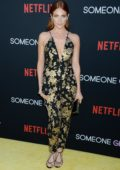 Brittany Snow attends 'Someone Great' premiere at ArcLight Cinemas in Los Angeles