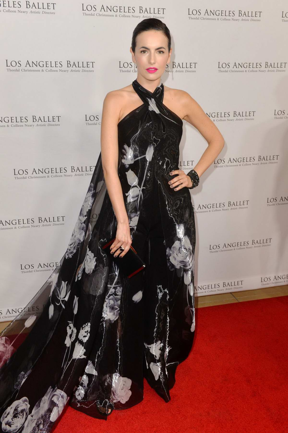 Camilla Belle attends the Los Angeles Ballet's 2019 Gala at The Beverly Hilton Hotel in Beverly Hills, California