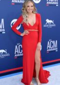 Carly Pearce attends the 54th Academy of Country Music Awards (ACM 2019) at MGM Grand in Las Vegas, Nevada