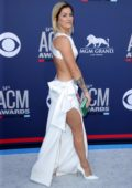 Cassadee Pope attends the 54th Academy of Country Music Awards (ACM 2019) at MGM Grand in Las Vegas, Nevada
