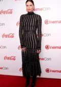 Charlize Theron at the CinemaCon Big Screen Achievement Awards in Las Vegas, Nevada