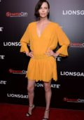 Charlize Theron attends the CinemaCon Big Screen Achievement Awards in Las Vegas, Nevada