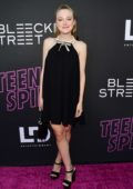 Dakota Fanning attends the special screening of 'Teen Spirit' at The Arclight Cinemas in Los Angeles