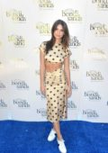 Emily Ratajkowski attends the Bondi Sands Aero Launch Party in Palm Springs, California