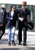 Emma Mackey enjoys romantic stroll with her boyfriend Dan Whitlam in Cannes, France