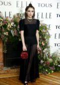 Emma Roberts attends the photocall of 'Elle Tribute To Emma Roberts' at Palacio Santa Barbara in Madrid, Spain