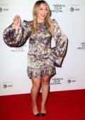 Hilary Duff attends the Tribeca TV: 'Younger' Premiere at Spring Studio in New York City