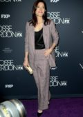 Jennifer Carpenter attends the premiere of the FX Series 'Fosse/Verdon' in New York City