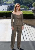 Jessica Chastain attends 'X-Men: Dark Phoenix' photocall at the Cafe de l'Homme in Paris, France