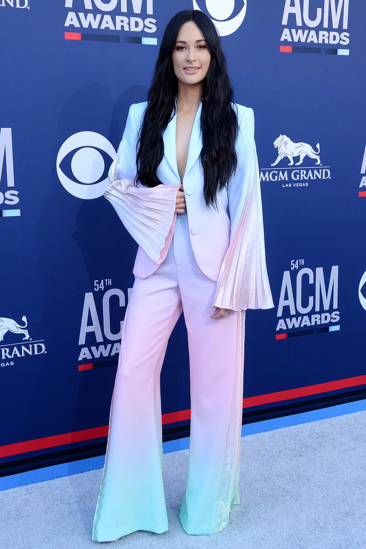 Kacey Musgraves attends the 54th Academy of Country Music Awards (ACM 2019) at MGM Grand in Las Vegas, Nevada