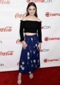 Kaitlyn Dever attends the 2019 Big Screen Achievement Awards at CinemaCon in Las Vegas, Nevada