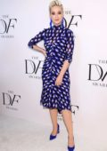 Katy Perry attends the 10th Annual DVF Awards at The Brooklyn Museum in New York City