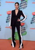Kira Kosarin attends 2019 Nickelodeon Kids' Choice Awards in Rust, Germany