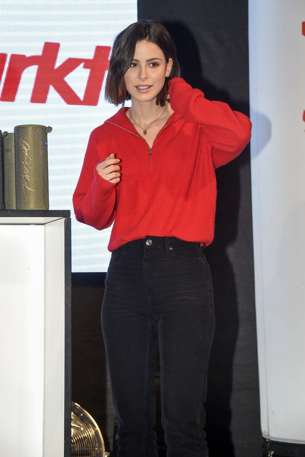 Lena Meyer Landrut Signs Autographs During The Promotion Of Her New Album Only Love L In Berlin Germany 090419 3