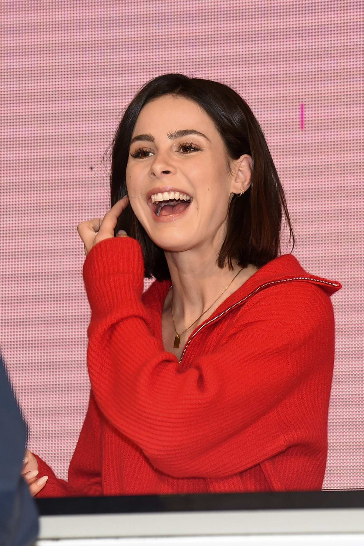 Lena Meyer Landrut Signs Autographs During The Promotion Of Her New Album Only Love L In Berlin Germany 090419 7