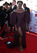 Lupita Nyong'o attends the 50th annual NAACP Image Awards at The Dolby Theater in Los Angeles