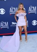 Maren Morris attends the 54th Academy of Country Music Awards (ACM 2019) at MGM Grand in Las Vegas, Nevada