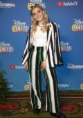 Meg Donnelly attends the Disney Channel Fan Fest in Anaheim, California