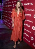 Millie Mackintosh at the presentation of Anitta's New Album Kisses in Madrid, Spain