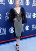 Nicole Kidman attends the 54th Academy of Country Music Awards (ACM 2019) at MGM Grand in Las Vegas, Nevada