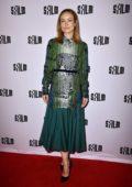 Olivia Wilde attends 'Booksmart' premiere at San Francisco International Film Festival in San Francisco, California