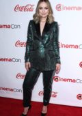 Olivia Wilde attends the 2019 Big Screen Achievement Awards at CinemaCon in Las Vegas, Nevada
