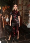 Perrie Edwards attends In A SeaShell launch party in London, UK