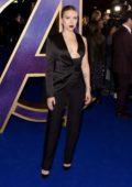 Scarlett Johansson attends 'Avengers Endgame' UK Fan Event at Picturehouse Central in London, UK