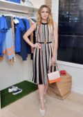 Shantel VanSanten attends Tory Burch & The Daily Celebrate Spring with Tory Burch Eau de Parfum in Beverly Hills, Los Angeles