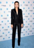 Sofia Carson attends the WE Day California 2019 at the Forum in Inglewood, California