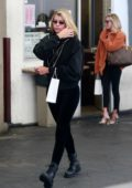 Sofia Richie spotted as she leaves after visiting a dermatologist in Beverly Hills, Los Angeles