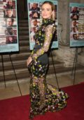 Taylor Schilling attends 'The Public' film premiere in New York City