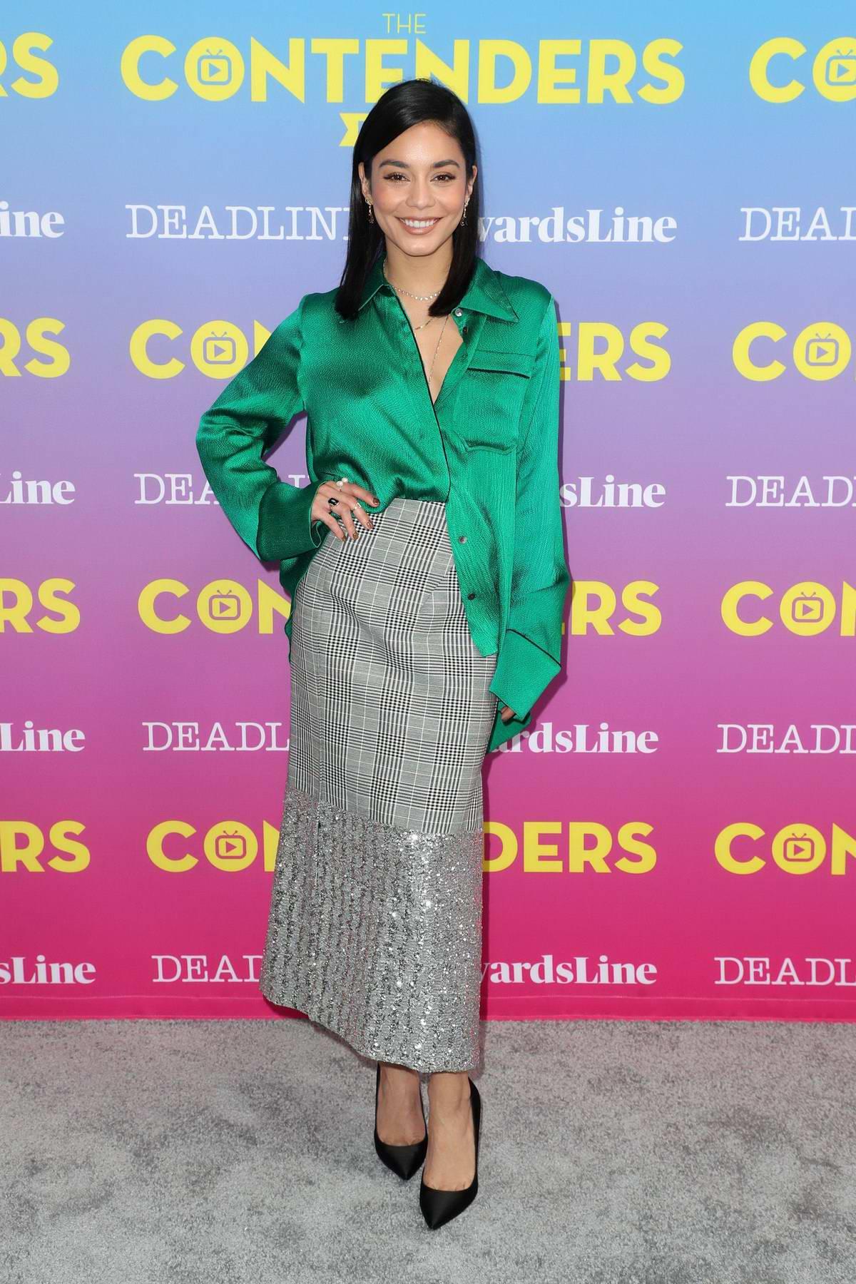Vanessa Hudgens attends Deadline Contenders Emmy Event Panels in Los Angeles