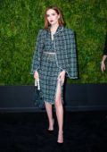 Zoey Deutch attends the 14th Annual Tribeca Film Festival Artists Dinner hosted by Chanel in New York City