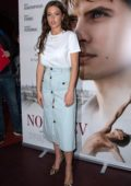Adele Exarchopoulos attends 'Noureev' Premiere at the Gaumont Capucines Cinema in Paris, France
