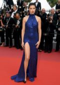 Adriana Lima attends the screening of 'Oh Mercy! (Roubaix, une Lumiere)' during the 72nd annual Cannes Film Festival in Cannes, France