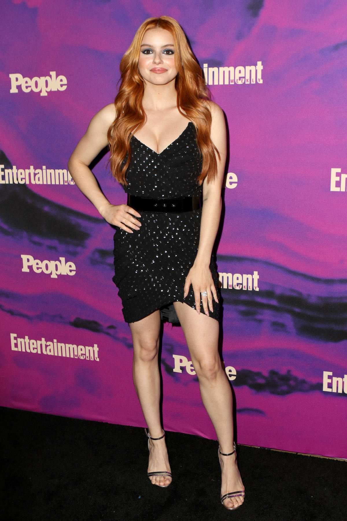Ariel Winter Attends Entertainment Weekly Amp People New