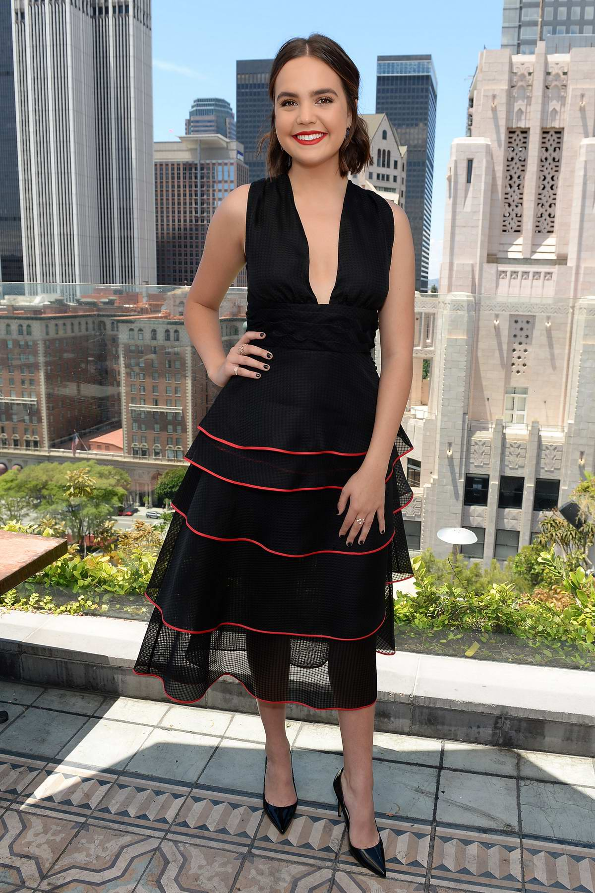 Bailee Madison at the Hallmark TV Channel Luncheon in Los Angeles