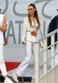 Bella Hadid attends the F1 Grand Prix of Monaco in Monte-Carlo, Monaco