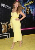 Blake Lively shows off her baby bump at the premiere Of 'Pokemon Detective Pikachu' in New York City