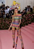 Cara Delevingne attends The 2019 Met Gala Celebrating Camp: Notes on Fashion in New York City