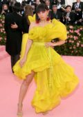 Charli XCX attends The 2019 Met Gala Celebrating Camp: Notes on Fashion in New York City