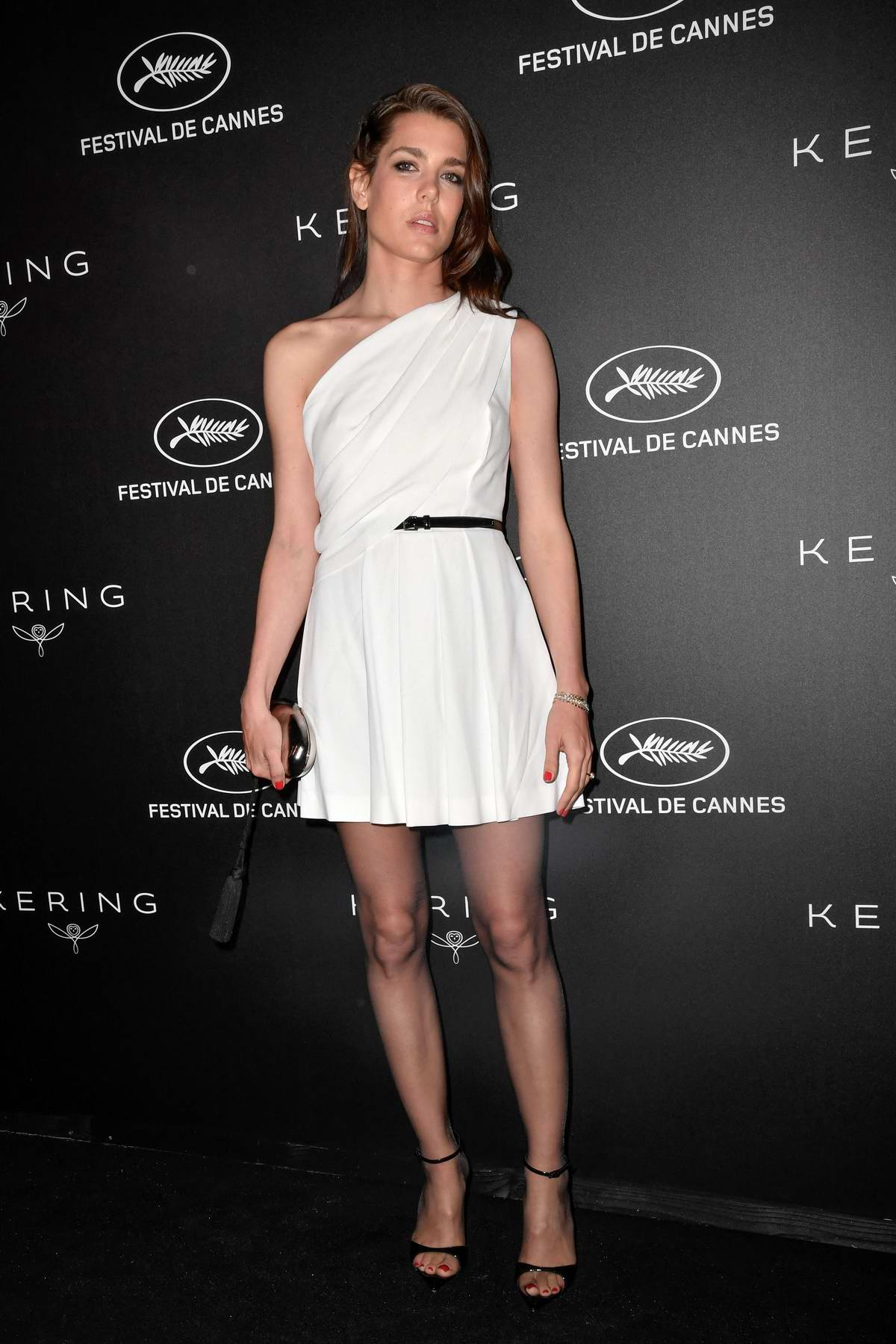 Charlotte Casigrahi attends the Kering Women In Motion Awards during the 72nd annual Cannes Film Festival in Cannes, France