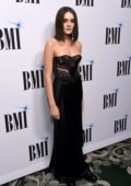 Charlotte Lawrence attends the 67th Annual BMI Pop Awards at The Beverly Wilshire Hotel in Beverly Hills, Los Angeles