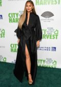 Chrissy Teigen attends the 36th Annual City Harvest Gala in New York City