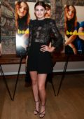Diana Silvers attends the special screening of 'Booksmart' in New York City