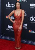 Draya Michele attends the 2019 Billboard Music Awards at MGM Grand Garden Arena in Las Vegas, Nevada